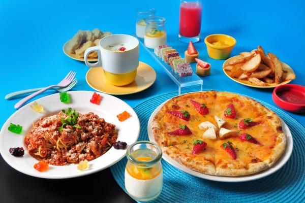 Checkers|「小手拉大手」免費招待兒童用餐