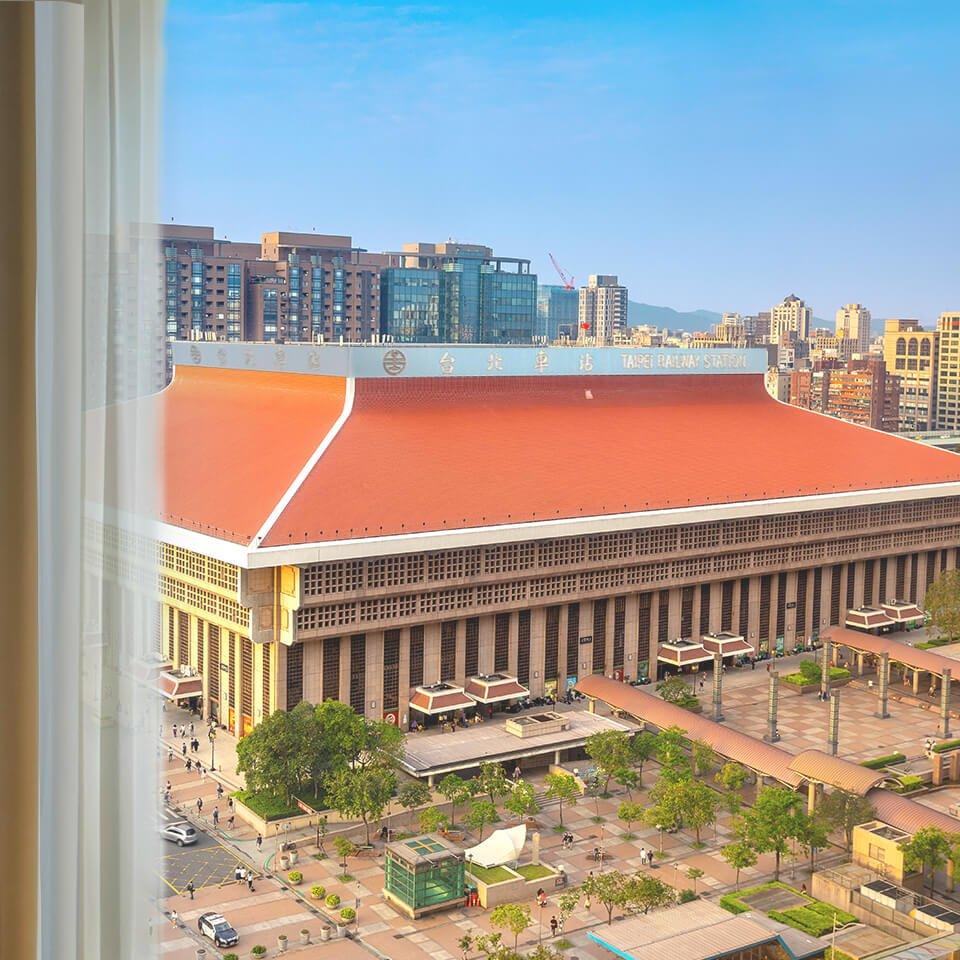 About Caesar Park  Hotel Taipei