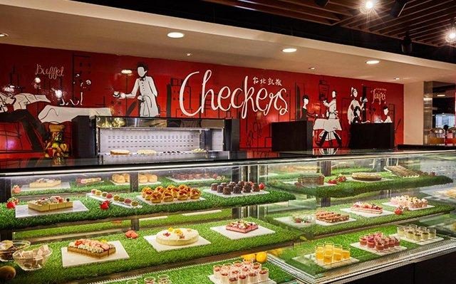 Checkers自助餐
