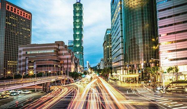 Xinyi地区商業地区